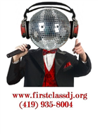 First Class DJ Service  - Mark Schwenn