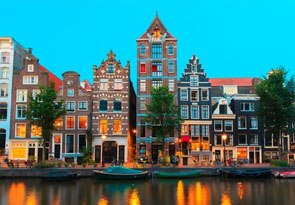 Wedding venues in Amsterdam