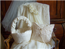 Flower Girl Basket and Ring Bearer Pillow