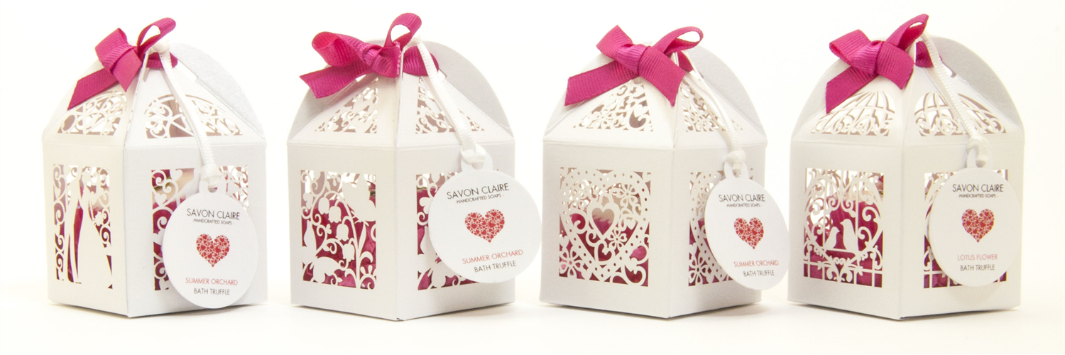 wedding favors by savon claire claire lohan in sheffield england
