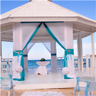 Ocean Blue and Sand hotel