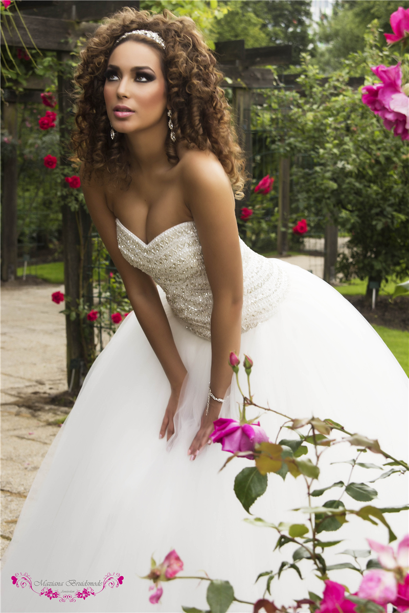 Wedding Dresses From Maziana Bruidsmode In Amsterdam Noord