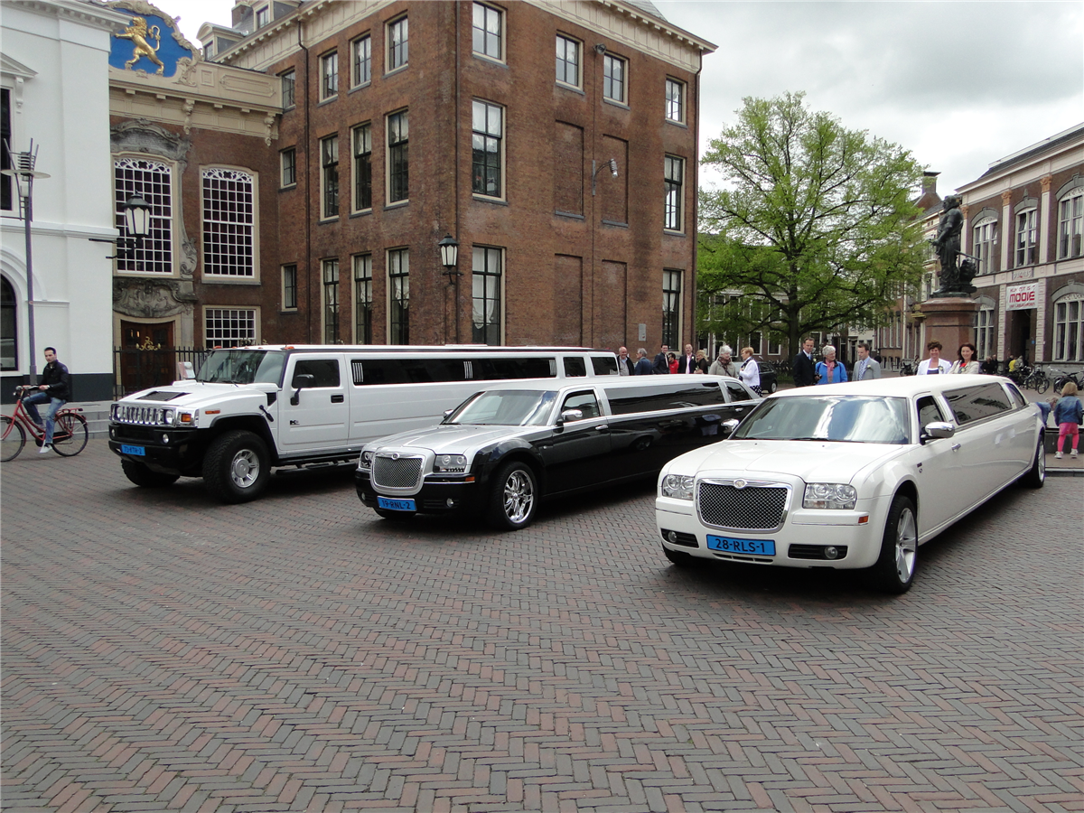 Weddingcars And Carriages By All American Limousines In Marsum Friesland Car Rental By All
