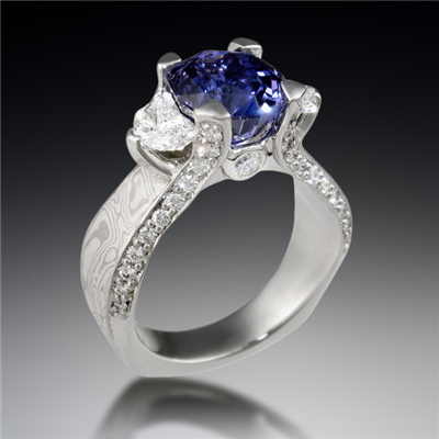 Wedding and engagement rings from Krikawa Jewelry Designs in Tucson