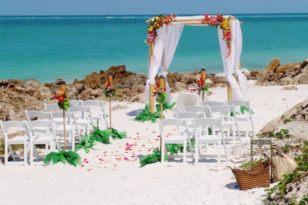 Sand Petal Weddings And Florida Beach Receptions Sarasota Wedding