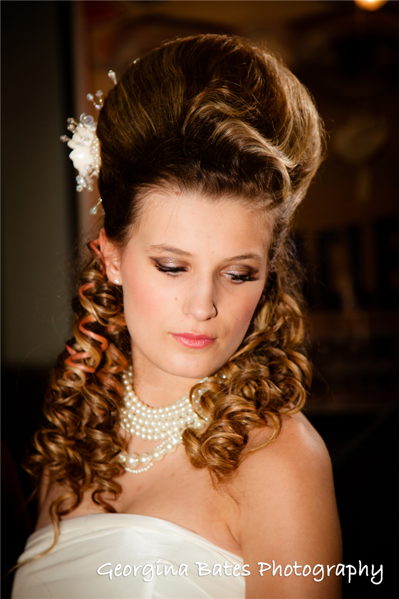 Bridal Hair By Elegance Bridal Coiffure In Waterlooville England. Hair Dressing For Your Bridal ...