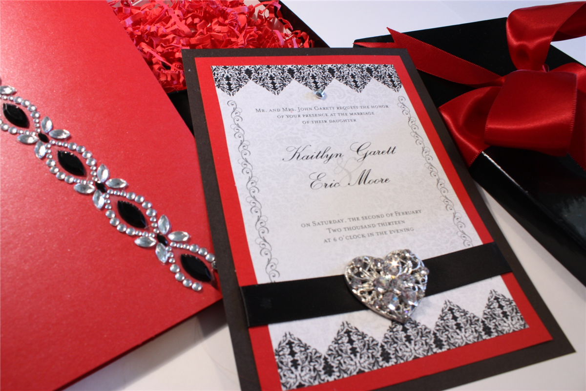 Wedding stationary by Music Box Invites in Winter park, Florida ...