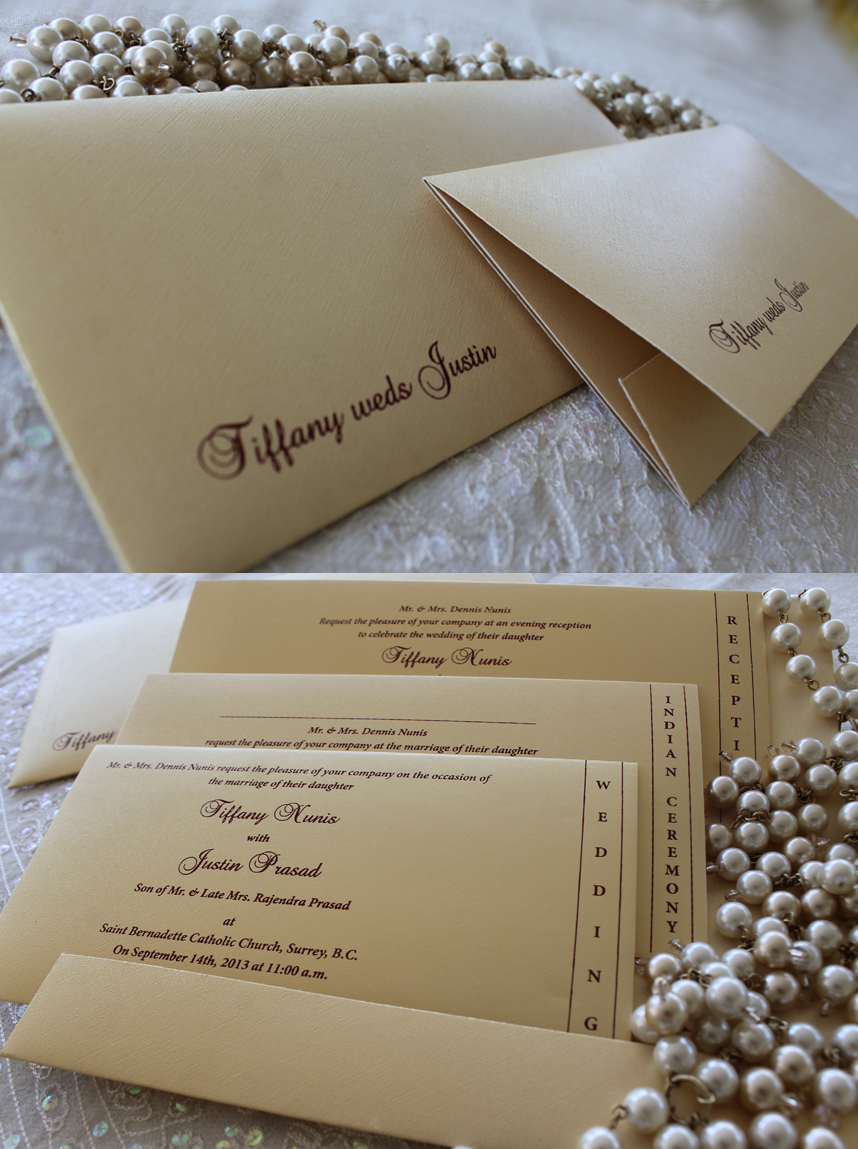 Wedding stationary by Wedding Card Boutique in Surrey, British ...
