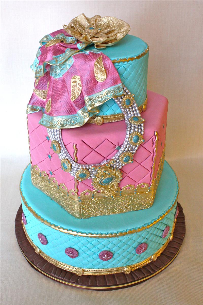 Fancy Birthday Cakes Calgary
