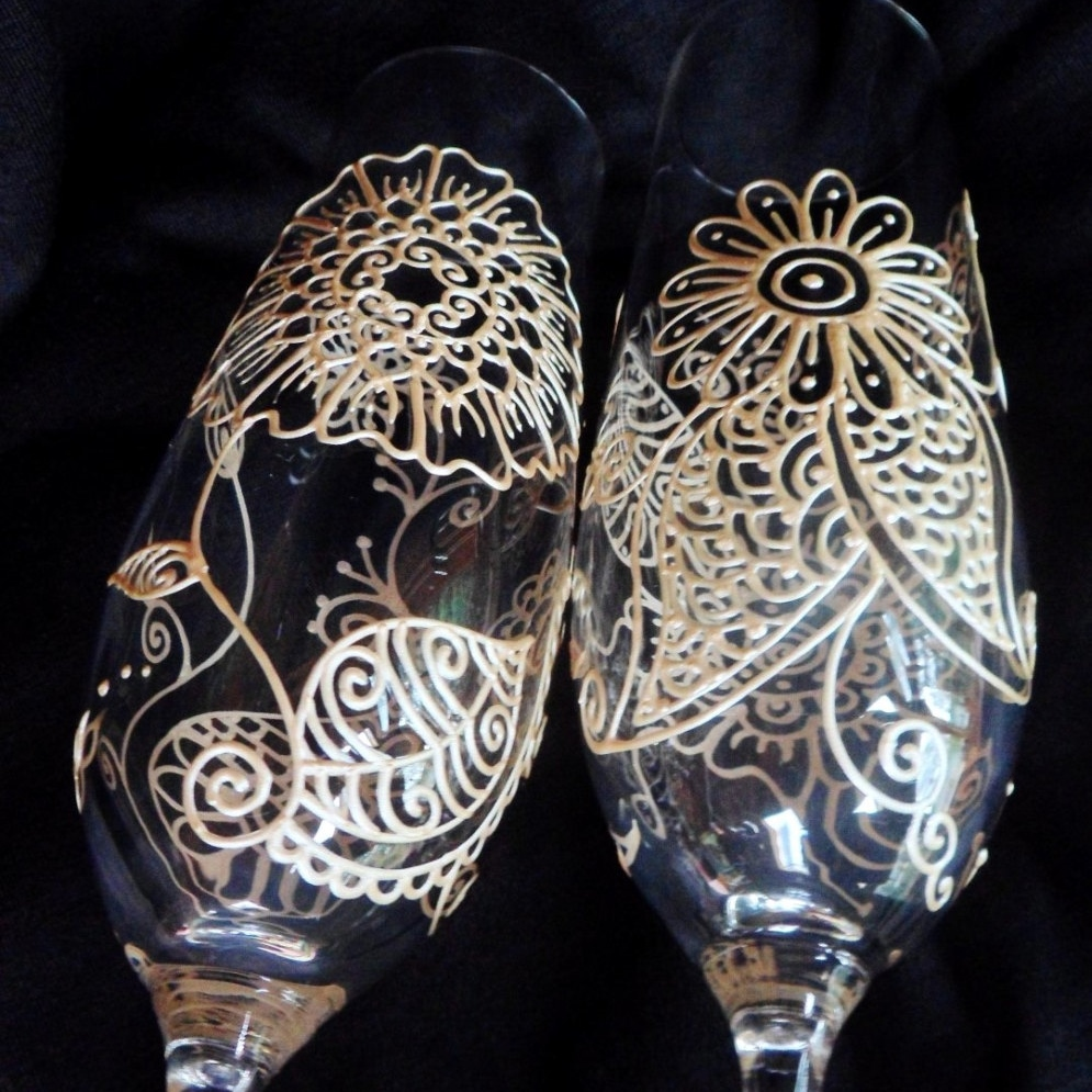Mehndi Arm Glass : Weddinggifts by mehndi glass in ottawa ontario gifts