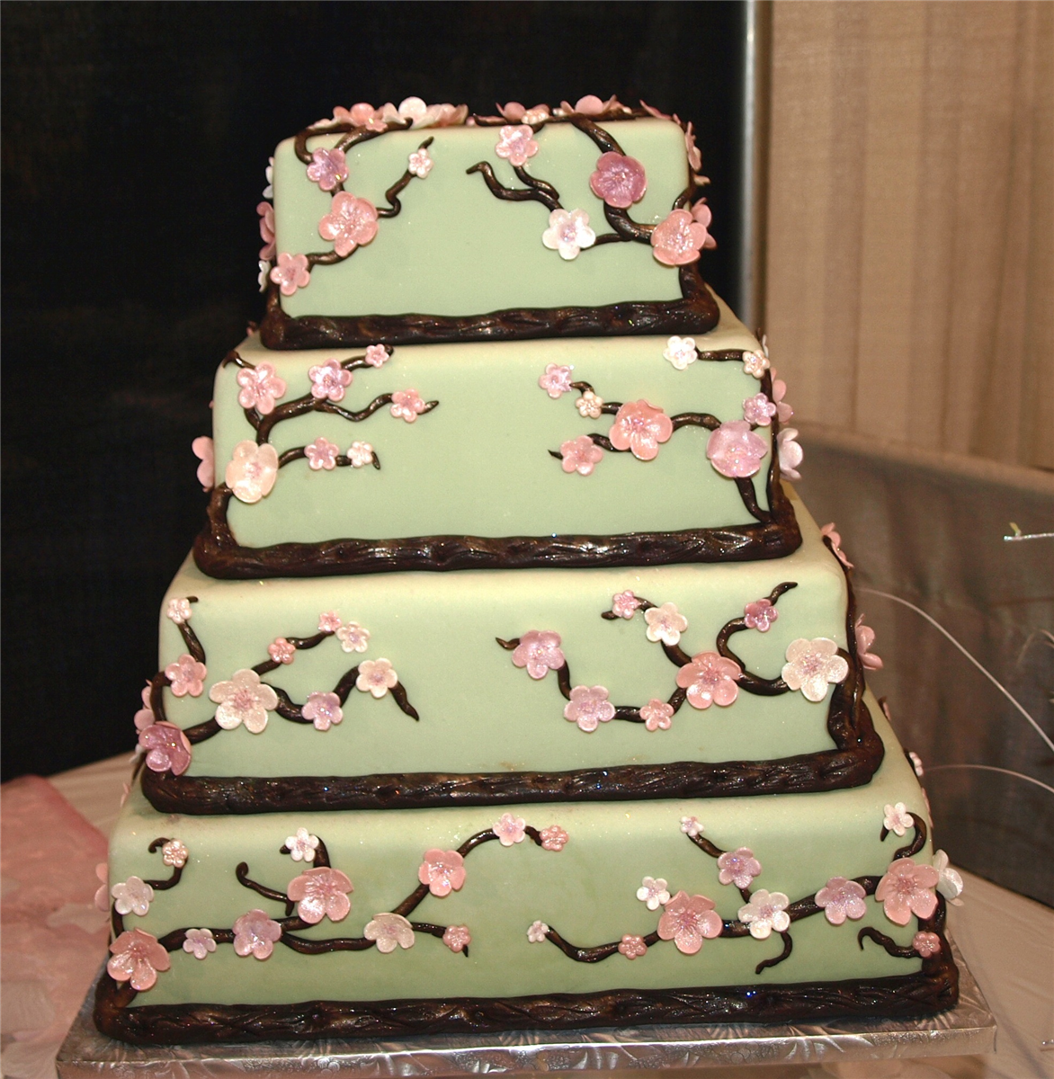 Weddingcakes by 2 Sweet Chicks in Mississauga, Ontario. Cakes and ...