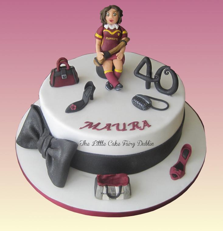 Fairy Birthday Cakes Dublin