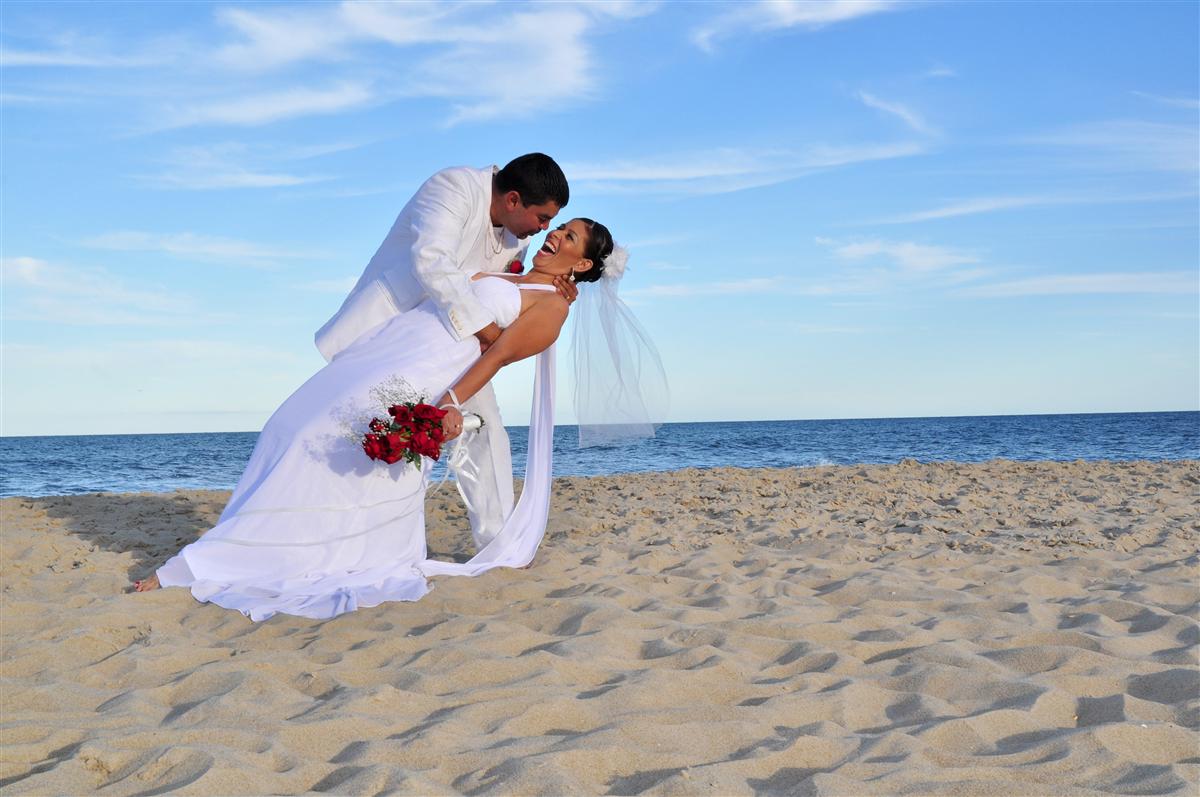 Ocean City Maryland Beach Wedding Packages