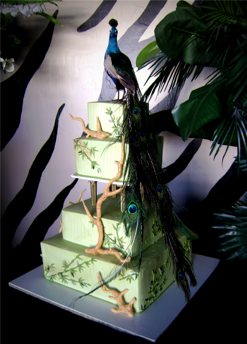 Weddingcakes by Bamboo Bakery in Phoenix Arizona Cakes and