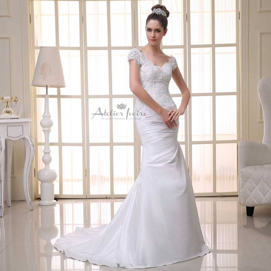 Wedding Gowns In London: Wedding Dresses From Atelier Ivoire In London, England