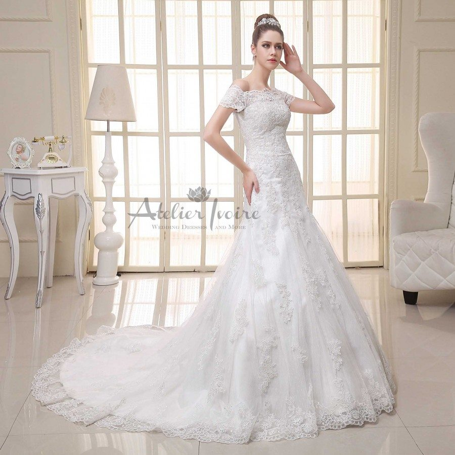 Wedding Dresses From Atelier Ivoire In London, England