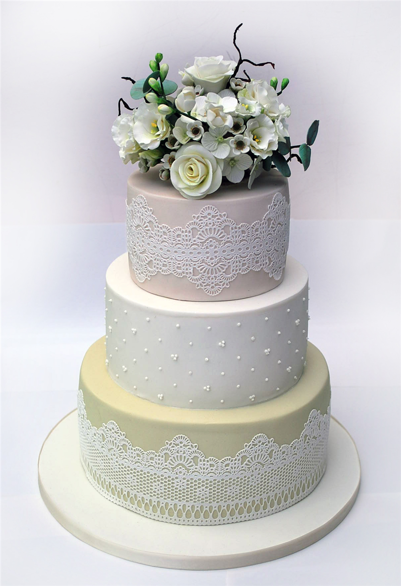Weddingcakes by Uber Angel Cupcakes in Stafford, England. Cakes and ...