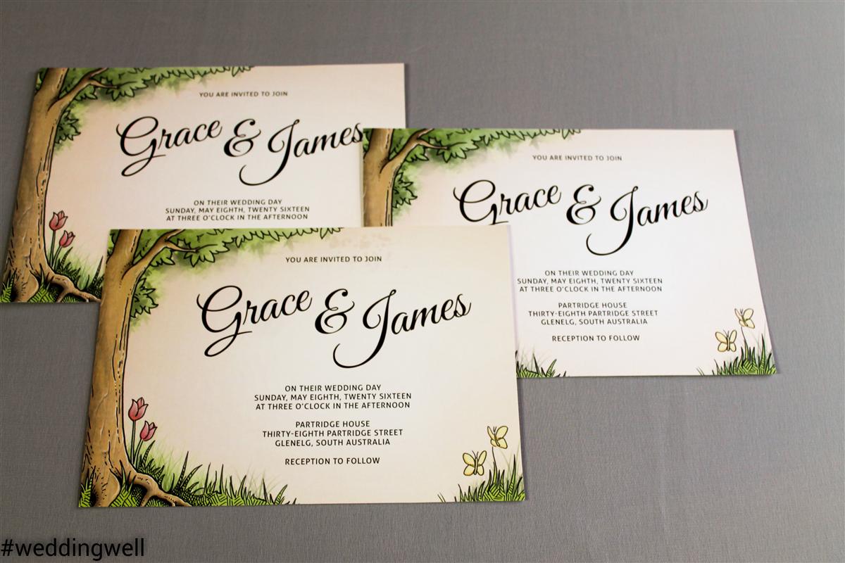 Wedding Invitations Wedding Stationery Australia - oukas.info