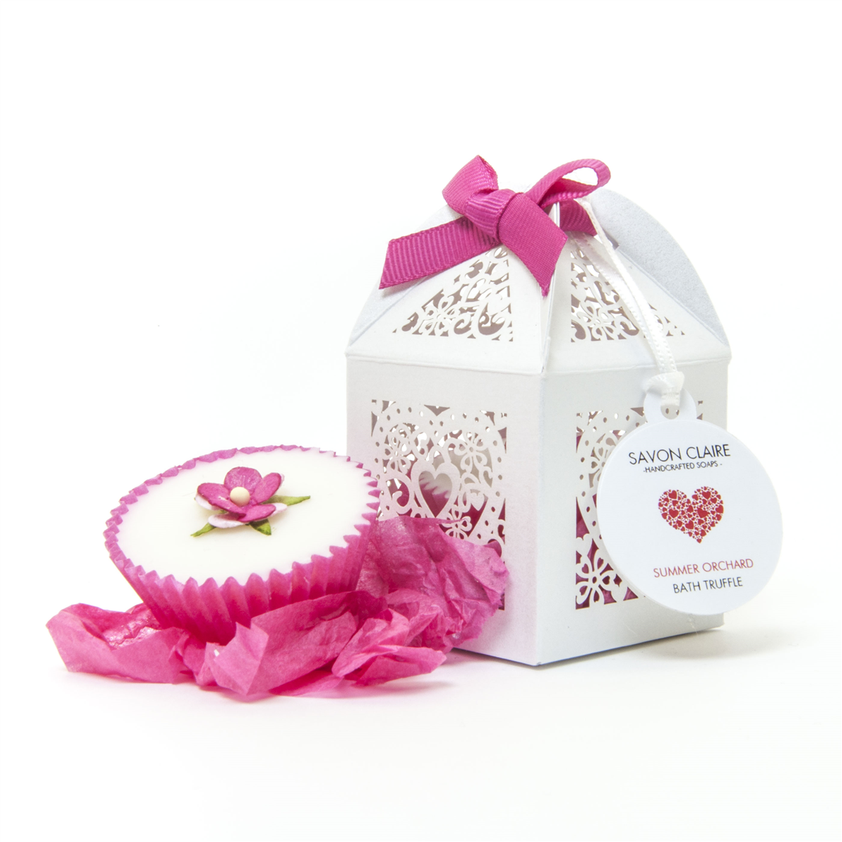 Wedding favors by Savon Claire - Claire Lohan in Sheffield, England ...