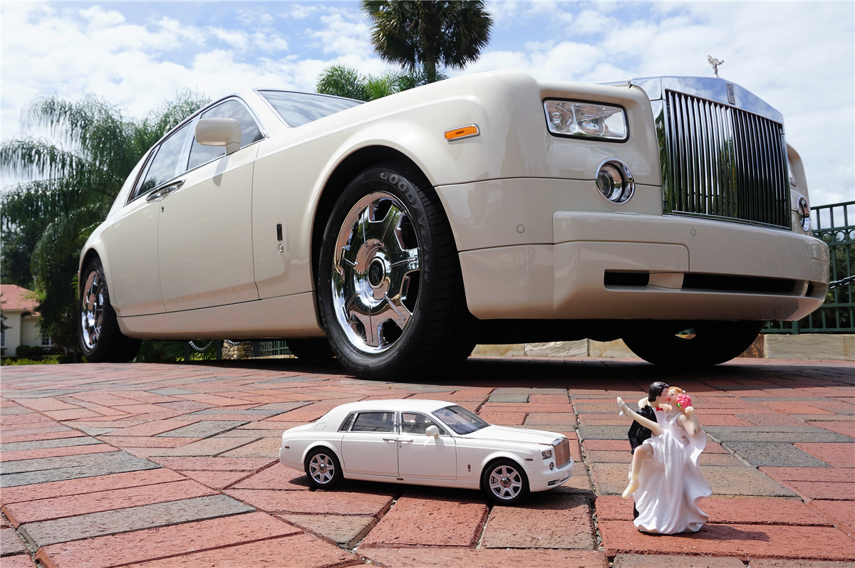 Luxury Vehicle: Weddingcars And Carriages By Orlando Wedding Cars In