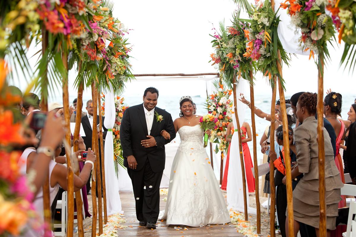 Caribbean Destination Weddings: Destination Weddings By Awesome Caribbean Weddings In