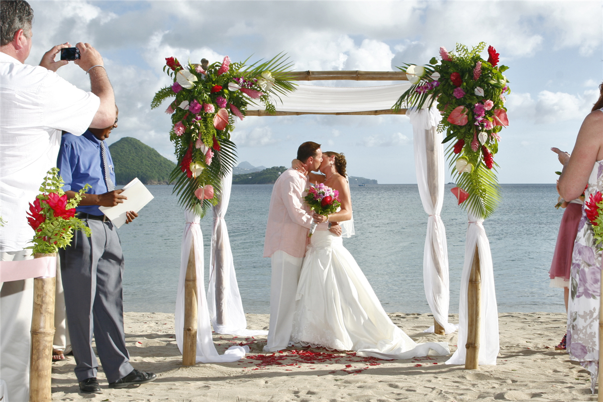 Destination weddings by awesome caribbean weddings in for Weddings in the carribean