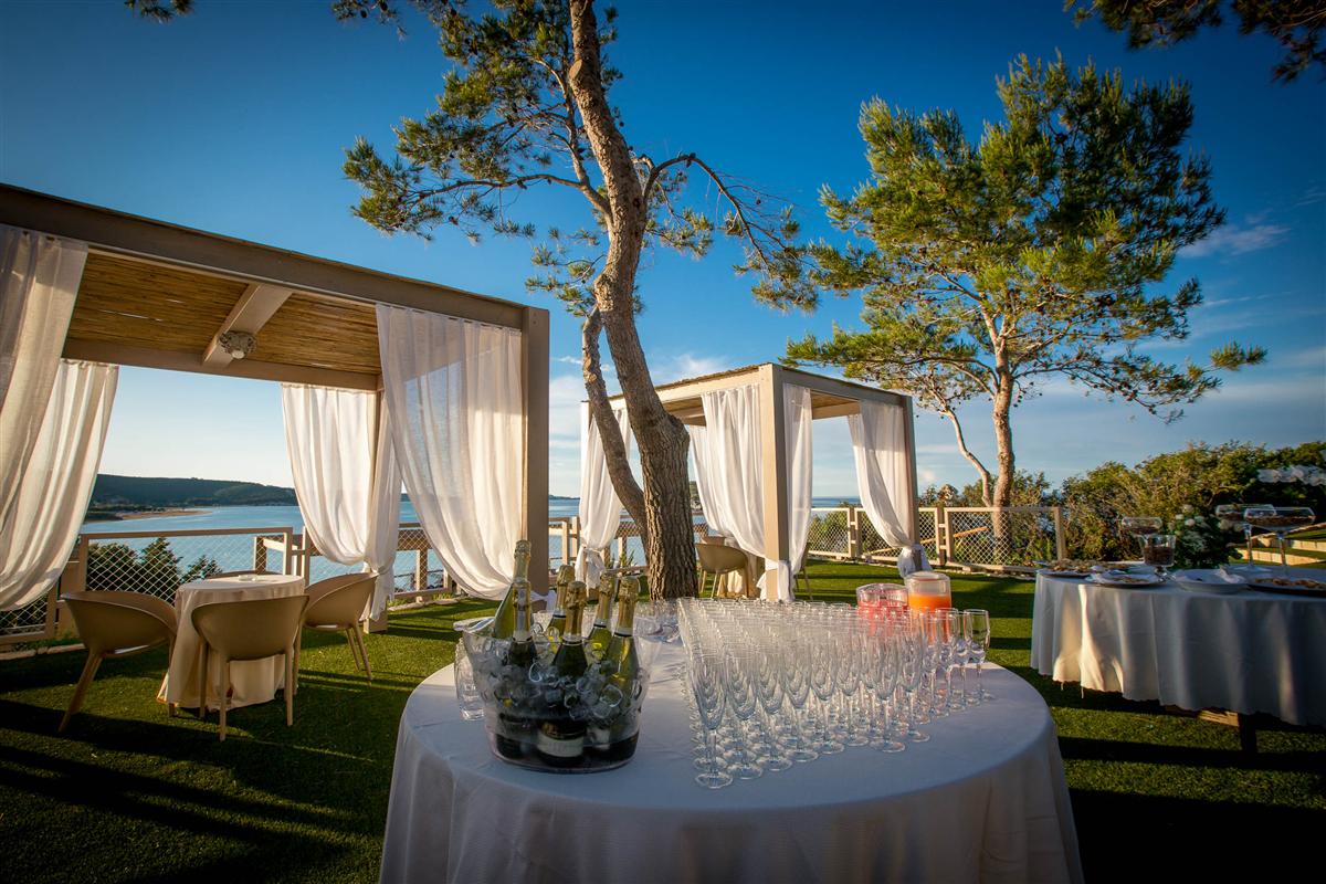 Wedding Venue Gattarella Resort In Vieste Apulia Get