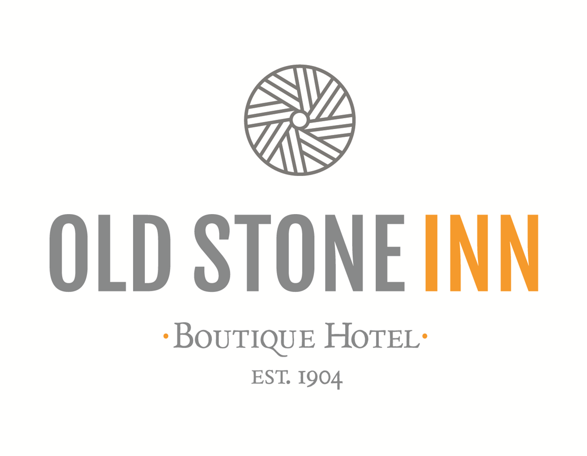 Wedding venue old stone inn boutique hotel in niagara for Boutique hotel logo