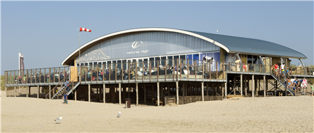 Wedding venue Beachclub Natural High in Ouddorp, Zuid-Holland. Get ...