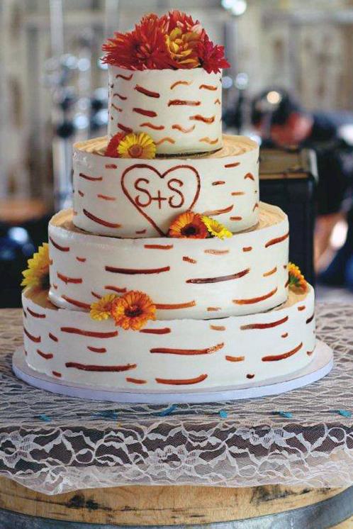 Red Barn Cake
