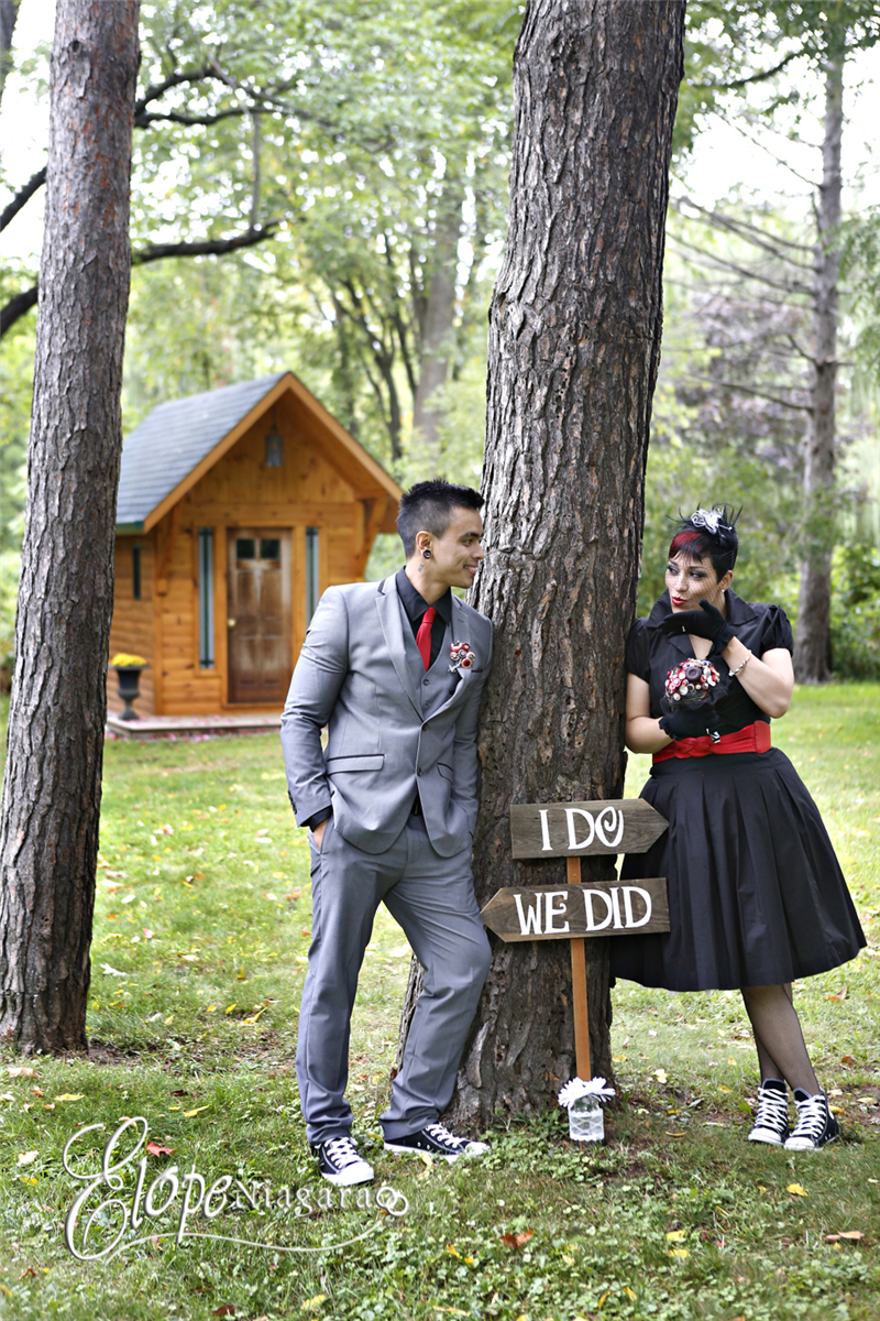 Wedding Venue Elope Niagara In Niagara Falls Ontario Get Married On Elope Niagara