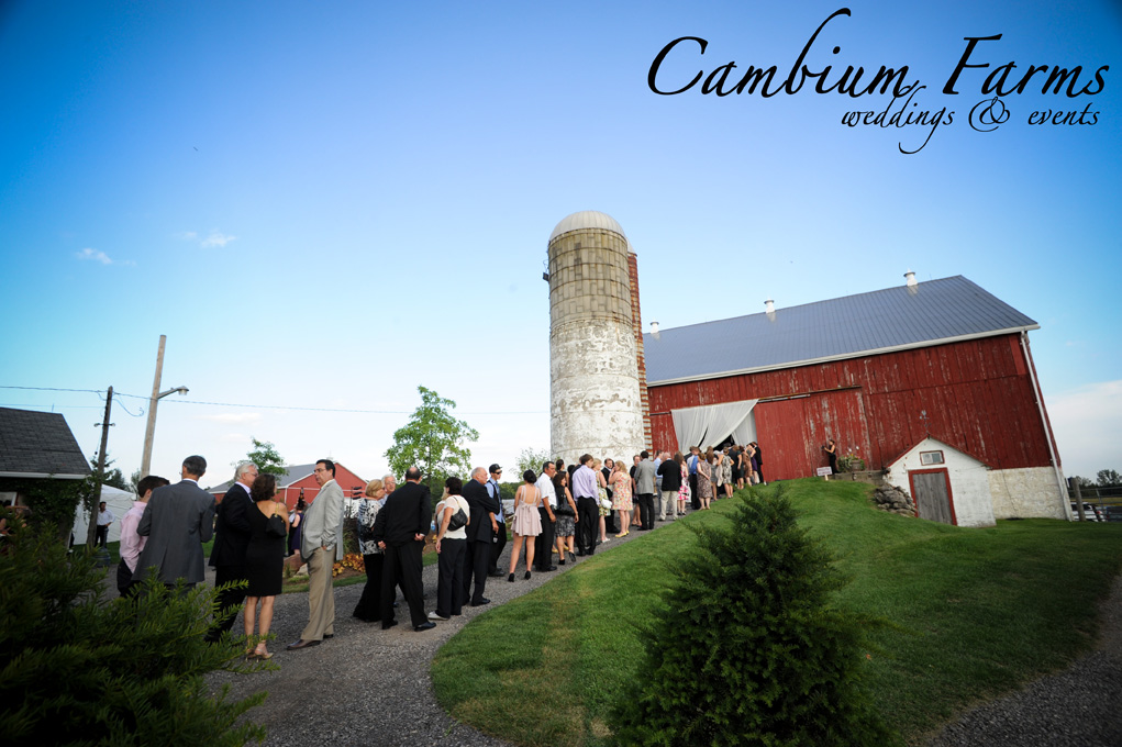 Wedding Venue Cambium Farms In Caledon Ontario Get Married On Cambium Farms