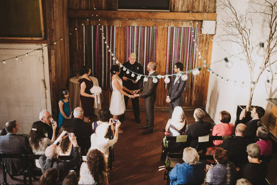 Wedding Venue Sole Repair Shop In Seattle Washington Get Married On Sole Repair Shop